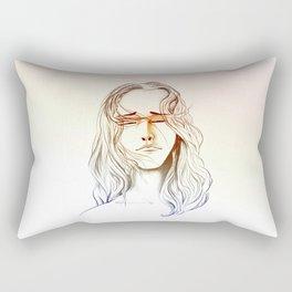 GIULIA'S PORTRAIT Rectangular Pillow