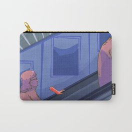 Escalator ride Carry-All Pouch
