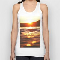 lake Tank Tops featuring Lake by Meg Hartley Photography