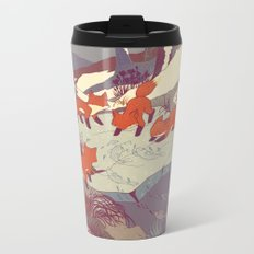 Fisher Fox Metal Travel Mug