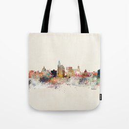 jackson skyline Tote Bag