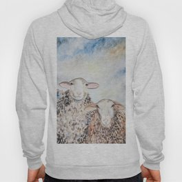 Couple of Sheep Hoody