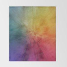 Colourburst Throw Blanket