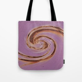 Swirl 04 - Colors of Rust / RostArt Tote Bag