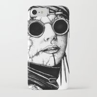 iPhone Cases featuring The Glasses. by Sinpiggyhead