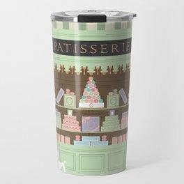 Patisserie Travel Mug