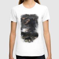 kaiju T-shirts featuring El Kaiju by SkullsNThings