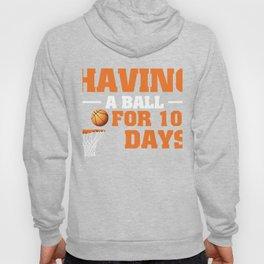 Basketball Shirt For Teacher. Hoody