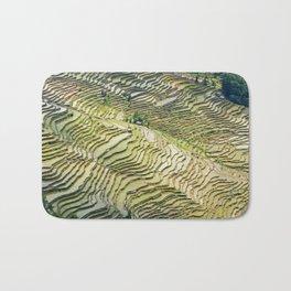 Yuanyang Rice Terraces Bath Mat
