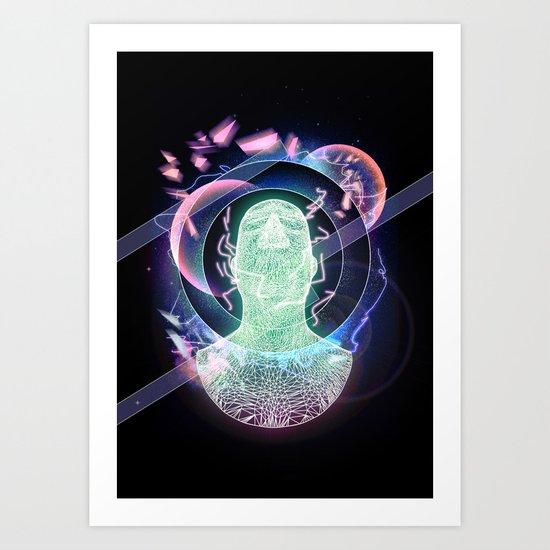 year3000 - The Engineers Art Print