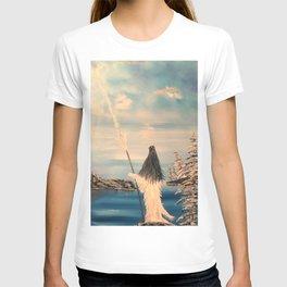 Atlantean Priestess T-shirt