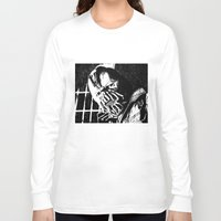 bane Long Sleeve T-shirts featuring Bane by DeMoose_Art