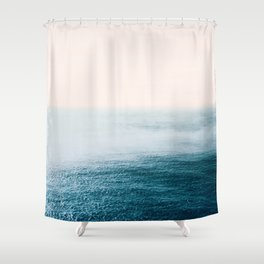 Ocean Fog Shower Curtain