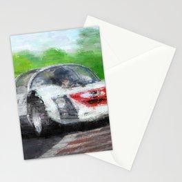906 Carrera Stationery Cards