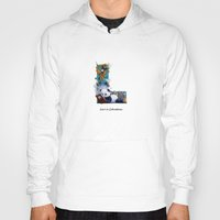 literature Hoodies featuring Lost in Literature by Fred McEntire