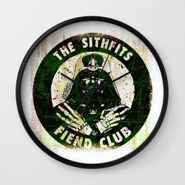 Sithfits - Fiend Club Wall Clock