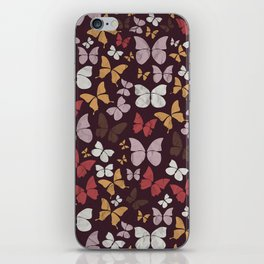 Panapaná I - Butterflies iPhone Skin