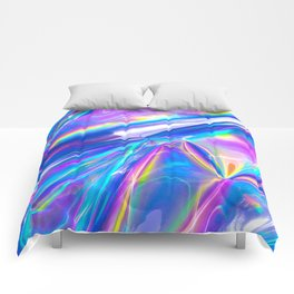 Just A Hologram Comforters