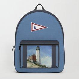 Cape Henlopen Light Backpack