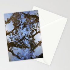 Sungazing Silhouette Stationery Cards