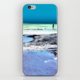 Clam Digger iPhone Skin