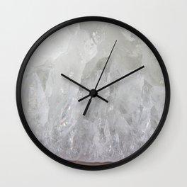 Crystalline 2 Wall Clock