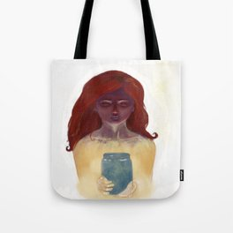 Made From Starlight Tote Bag