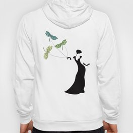 Dame of Dragonfly Hoody