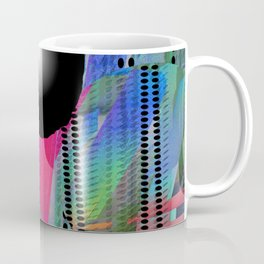 Line and Hole Coffee Mug