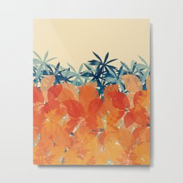 Floral 3 Metal Print