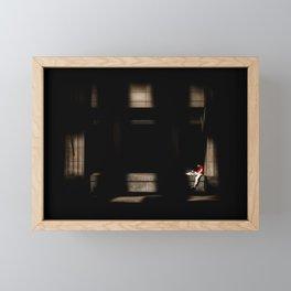 A Good Spot Framed Mini Art Print
