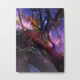 High in the Branches, Metal Print