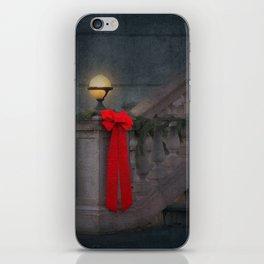 Silent Night iPhone Skin