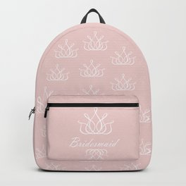 For My Bridesmaid Backpack
