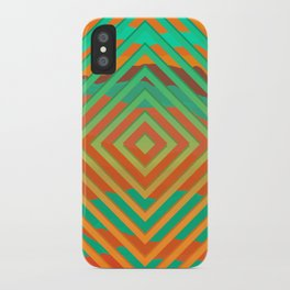 TOPOGRAPHY 2017-021 iPhone Case