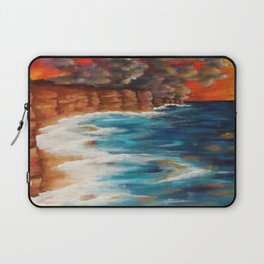 Moroccan Sea Spray Laptop Sleeve