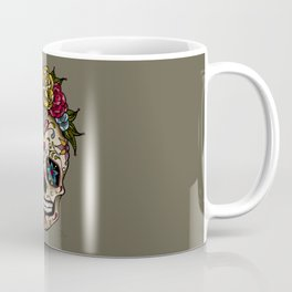 """SUGAR SKULL"" Coffee Mug"