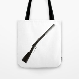 This Town Ain't Big Enough for Both of Us Tote Bag