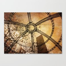 Look up at the City Canvas Print