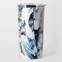 Abstract Clara Travel Mug