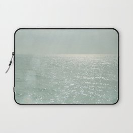 The Silver Sea Laptop Sleeve