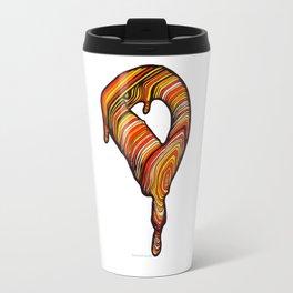 D for DD Travel Mug
