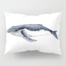 Humpback whale (Megaptera novaeangliae) Pillow Sham