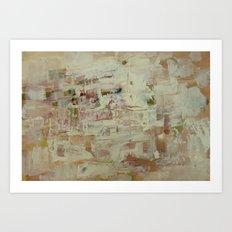 composition4 Art Print