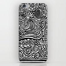 PIPELINES iPhone & iPod Skin