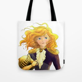Tammy Wurtherington: Freedom Fighter Tote Bag