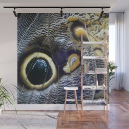 Textures of the Wing by Teresa Thompson Wall Mural