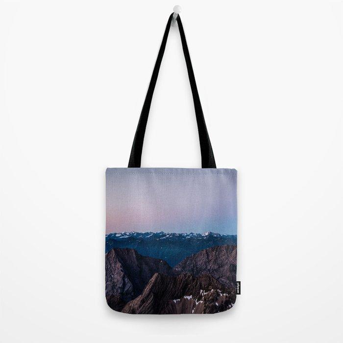 Taking the Long Way Around Tote Bag