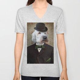 Sir Kansas - Wheaten Terrier Unisex V-Neck