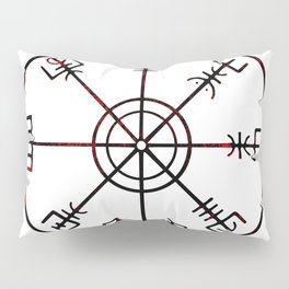 Vegvísir Pillow Sham